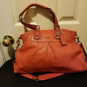Coach Ashley Carryall used good condition